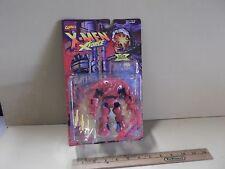"""X-Men  X-Force Nimrod 5""""in Figure Mutant Seeking Missles  Package a Bit Squished"""