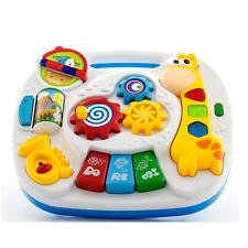 Baby Musikalisches Spielzenter Spieltisch Babyspielzeug Giraffe **TOLL!**