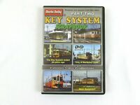 Charles Smiley Key System Scrapbook Part 2 DVD Railroad Streetcars Two