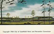 LAM(T) Southfield, MI - Parks and Recreation Commission - Civic Center