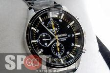 Seiko Mens Chronograph 100m Men's Watch SNDC85P1
