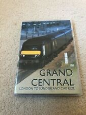 Grand Central London to Sunderland Cab Ride DVD