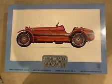 Muletto Vrai Cuir Siège Kit Amélioration Pocher 1//8 Alfa Romeo 8C 2300 Monza