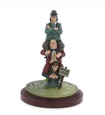 DISNEY HAUNTED MANSION STRETCHING PORTRAIT FIGURINE Quicksand Stretch Painting