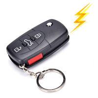 Practical Electric Shock Gag Car Remote Control Key  Trick Joke Prank Toy OWl GD