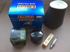 Air + Oil Filter NGK Spark Plug Tune Up Kit Yamaha YFM660R Raptor YFM 660R 01-05