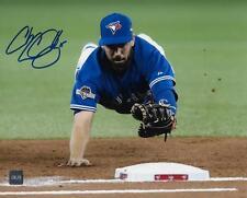 Chris Colabello Toronto Toronto Blue Jays Signed 8x10 Photo w/COA COJO SPORT