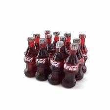 Tiny Dollhouse 12 Bottles Coke Miniature Decorate Collective Outdoor Garden