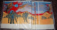 "1984 ""DUNE"" THE MOTION PICTURE BIRTHDAY PARTY TABLE COVER"