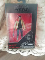 "New in Box Star Wars Black Series 3 3/4"" Finn action figure"