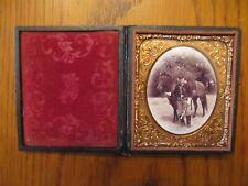 Civil War Era Original Daguerreotype Case