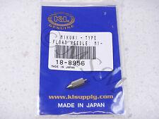 KAWASAKI SUZUKI YAMAHA NEW K&L MIKUNI CARBURETOR CARB FLOAT NEEDLE 18-8956