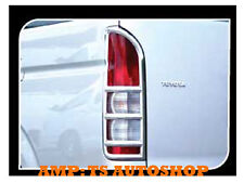 CHROME REAR TAIL LAMP LIGHT COVER TRIM FOR VAN TOYOTA HIACE COMMUTER 2011-2013