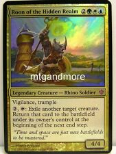 Magic Commander 2013 - 1x Roon of the Hidden Realm - Oversize Foil