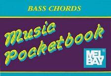 Mel Bay - Bass Chords Pocketbook
