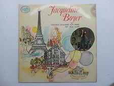Jaqueline Boyer - Verliebt Schlager aus Paris