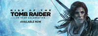 Rise Of The Tomb Raider 20 Year Celebration Steam Key (PC) - REGION FREE -