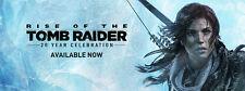 Rise of the Tomb Raider 20 Year Celebration Steam (PC) - REGION FREE -