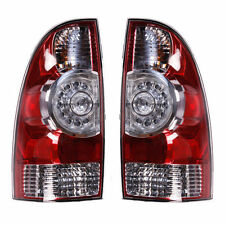New Pair (Left and Right) Tail Light Fits 2009-2015 Toyota Tacoma