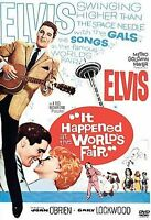 It Happened at the World's Fair (DVD, 2004) Elvis Presley