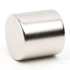 Super Strong Round Circular Cylinder Magnet Rare Earth Neodymium 30 x 30 mm N52