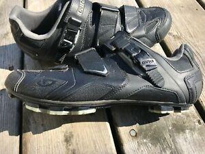 Giro Gauge mountain bike shoe with Easton EC70 carbon sole size 45 1/2