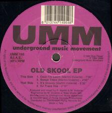 OLD SKOOL - Old Skool EP - UMM