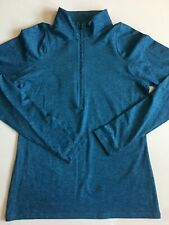 Under Armour New Zinger Heather 1/4 Zip Golf Women's Medium 1269 MSRP $75