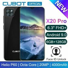 """6GB+128GB CUBOT X20 PRO 4G HANDY 6.3"""" ANDROID 9.0 OACT CORE DUAL SIM SMARTPHONE"""