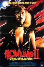Howling 2 Poster 02 Metal Sign A4 12x8 Aluminium