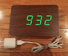 Gingko Electronics (UK), digital brick clock