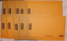 "10 Scotch 3M Bubble Mailer 5x9 Craft Self Sealing Padded Mailers Outside 6""x9"""