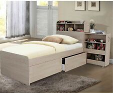 King Single bed with storage drawers and pullout cabinet NEW ARRIVAL Kids