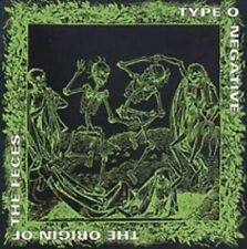 Origin of The Feces Remastered Type O Negative Audio CD