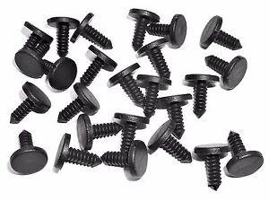 "25pcs Ford Trim & Weatherstrip Clips- Fits 1/8"" Hole- 3/8"" Head Diameter- #068"