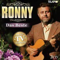 RONNY - DAS BESTE 2 CD NEU