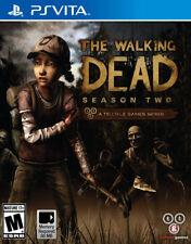 The Walking Dead Season 2 PSV New PlayStation Vita, PlayStation Vi
