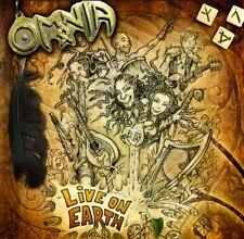 OMNIA Live On Earth CD 2012