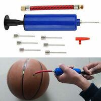 Luftpumpe Minipumpe mit Ballnadel für Fahrrad  Basketball Fussball Handball Usw