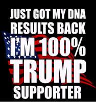 DEPLORABLE DNA TRUMP SUPPORTER DECAL WINDOW BUMPER STICKER POLITICAL TRUMP