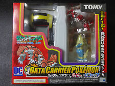 Pokemon DATA CARRIER POKEMON Ruby & Sapphire TOMY LCD  Mini Game FROM JAPAN
