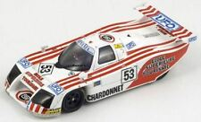 Lancia LC1 - M. Sigala/Oscar Larrauri/Cohen Olivar - Le Mans 1983 #51 - Spark