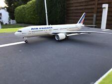 Boeing 777-200 Air France, échelle 1/200, parfait construit!