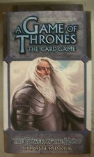 A Game of Thrones The Card Game The Tower Of The Hand Chapter Pack NEW Sealed