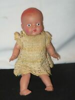 Vintage Doll Celluloid Occupied Japan Baby Doll (Y894)