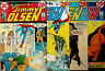 Superman's Pal Jimmy Olsen - 4 issue lot - #153, 154, 155, 156