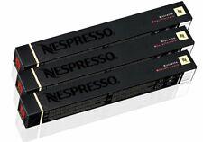 30 Nespresso (Original) Capsules De Ristretto Decaffeinato Café