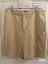 Ralph Lauren Golf Beige/Tan  Women's Shorts  SZ 4