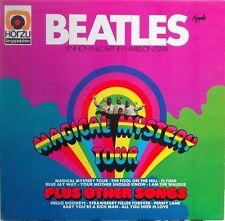 """12"""" the Beatles Magical Mystery Tour plus other canzoni EMI Apple shze 327 TOP!"""