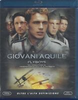Blu-ray **GIOVANI AQUILE ♦ FLYBOYS** nuovo 2007